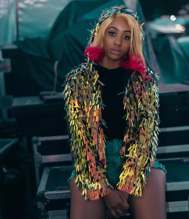 Nadia Nakai Duban July 2018