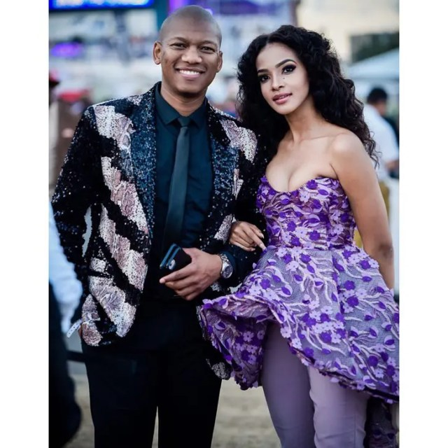 Proverb and Liesl Laurie