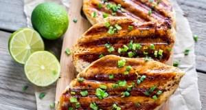 Grilled Chicken Breasts