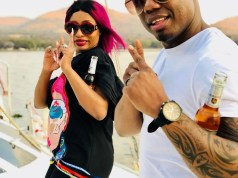 Gugu Khati and DJ Tira