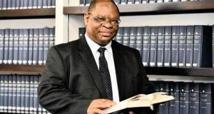 Judge Raymond Zondo