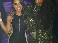 Kim Jayde and Ciara