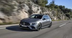Mercedes-Benz A-Class (2018)