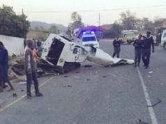 Cash Van Hit in Mpumalanga