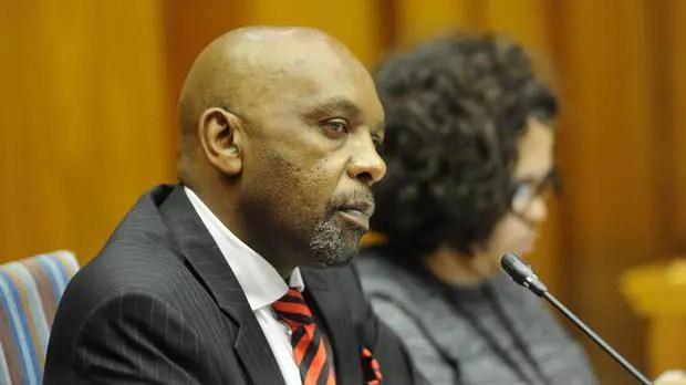 ANC MP Vincent Smith