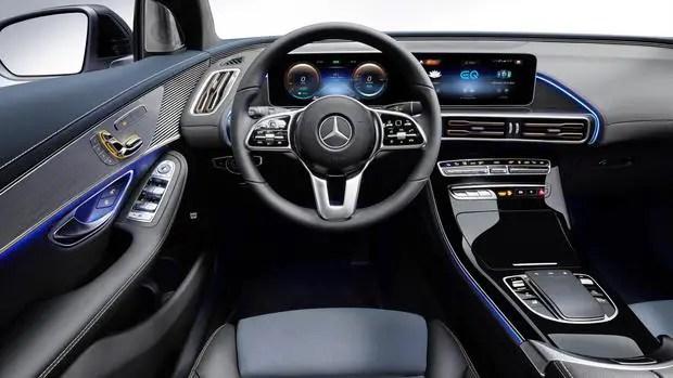 EQC Benz