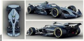 Formular 1 cars