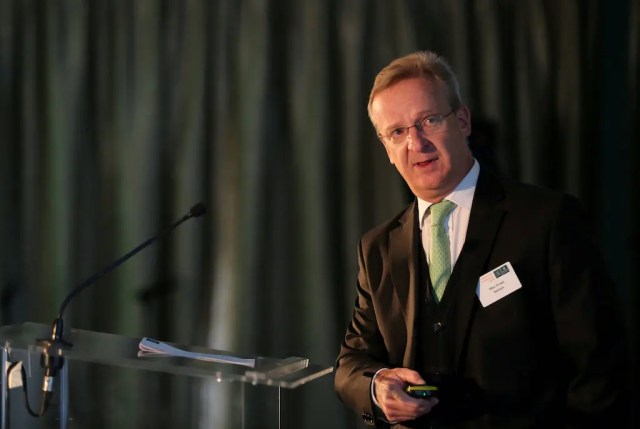 Nedbank CEO Mike Brown