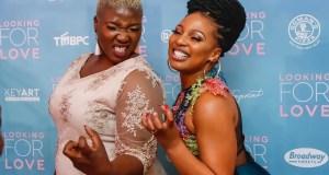 Phindile Gwala and Celeste Ntuli