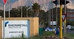 Rheinmetall Denel Munition workers