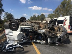 Lebogang Manyama Accident