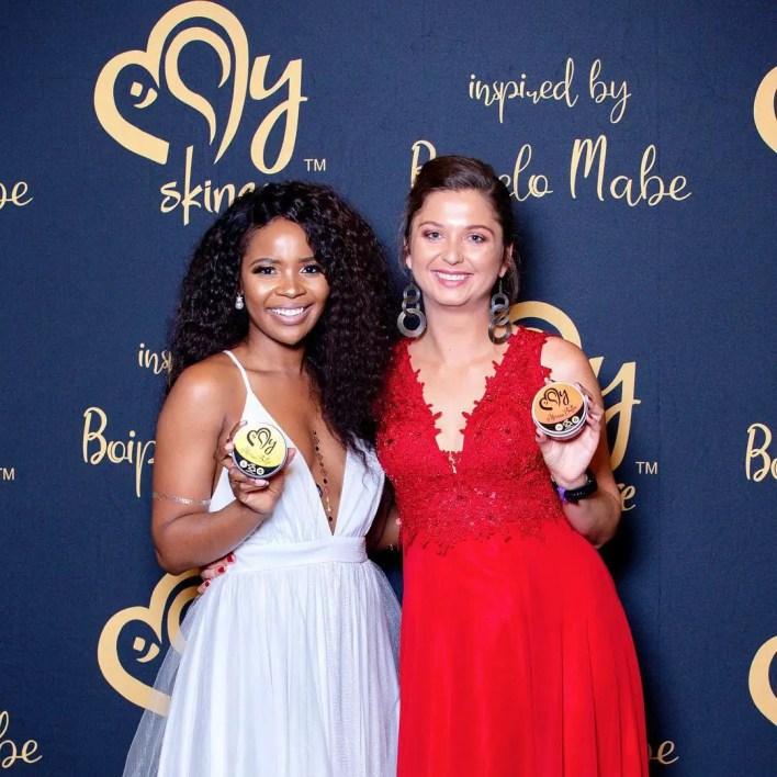 Boipelo Mabe and Bellanymph