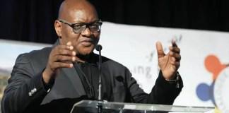 Gauteng provincial chairperson David Makhura