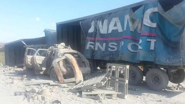 Limpopo Accident