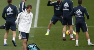 Madrid coach