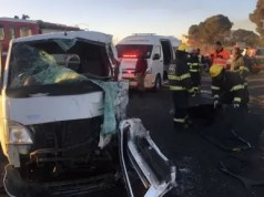 Malibongwe Drive accident