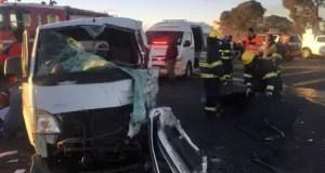 Malibongwe Drive accident