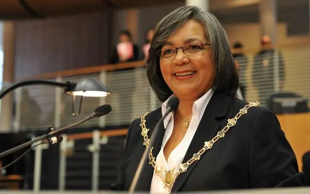 Mayor Patricia de Lille