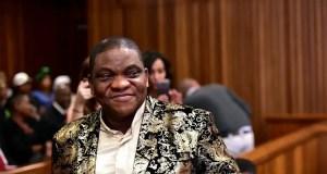 Pastor Timothy Omotoso