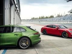 Porsche Panamera V8