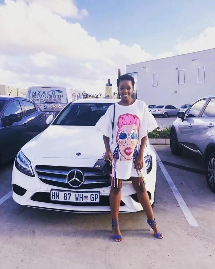 Thuso Mbedu