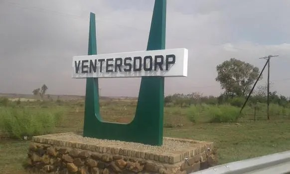 Ventersdorp protest