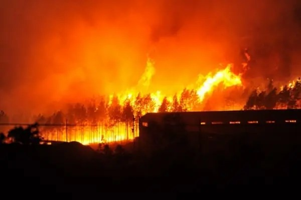 WCape fires increases