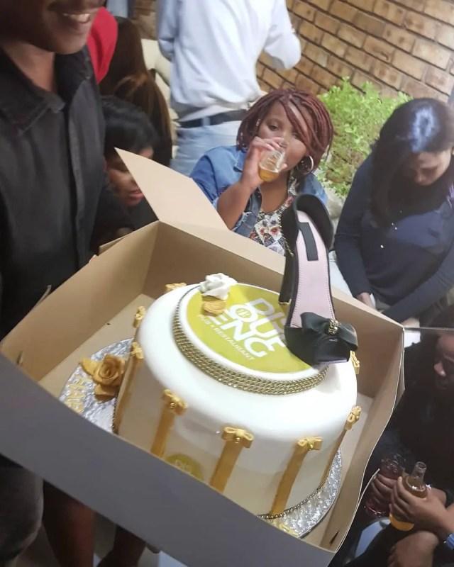Zodwa Wabantu Birthday