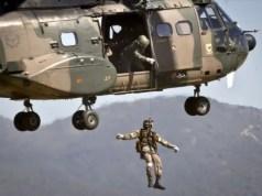 sandf Helicopter