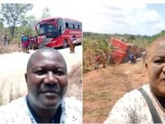 Harare to Maputo Accident