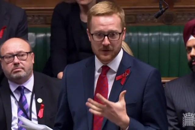 British MP