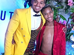 Cedric Fourie and Lasizwe