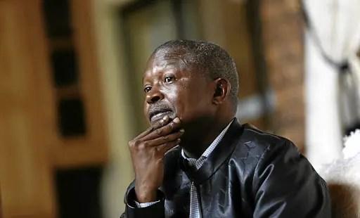 Deputy Presidents Mabuza