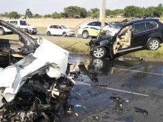 Ekurhuleni car crash