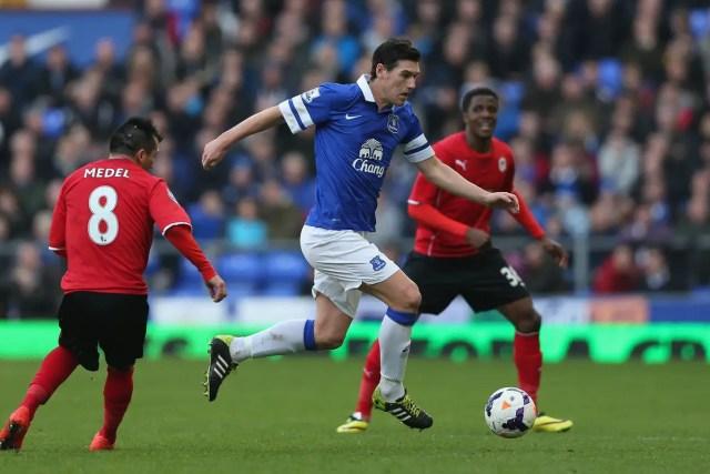Everton vs Cardiffy City
