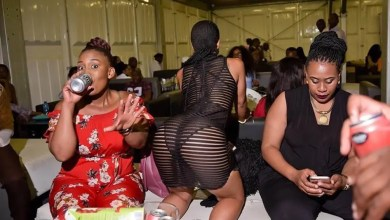 Photo of Another Boooty Queen Rocks Eyadini Lounge