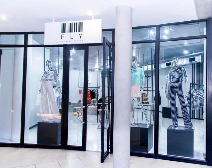 Londie London's fashion shop