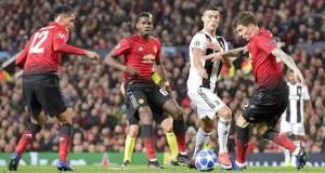 Juventus vs Man Utd