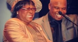 Lillian Dube and Desmond