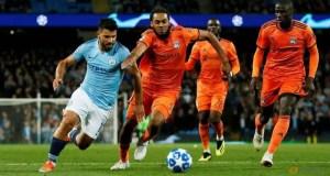 Man City v Lyon