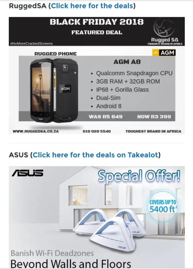 Rugged deals