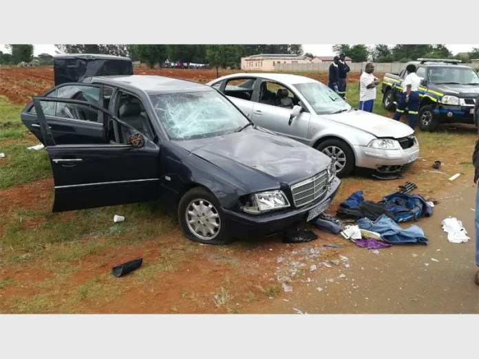 West Rand shooting