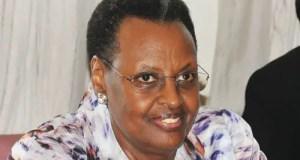 first lady Janet Museveni