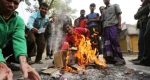 Bangladesh Election violence