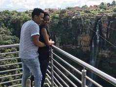 Brenden and Mpoomy Ledwaba