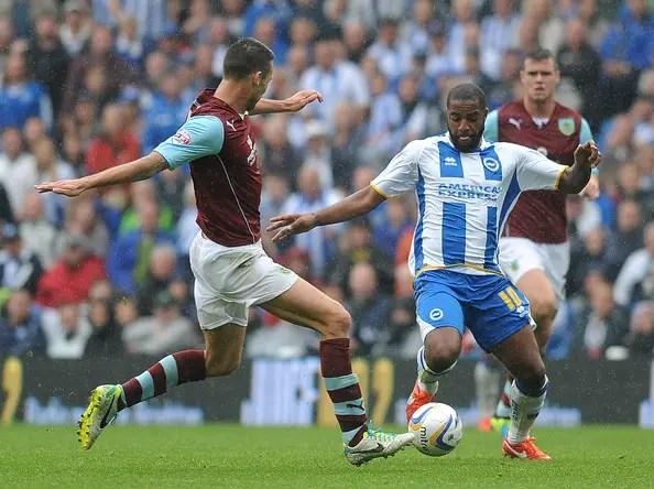 Burnley vs Brighton Hove