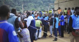 Congo's presidential election