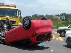 Durban car crash