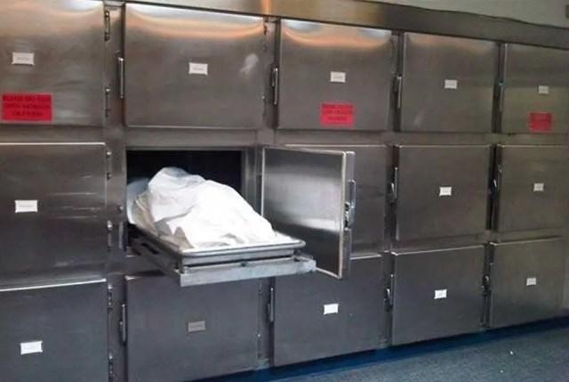Gauteng state mortuaries
