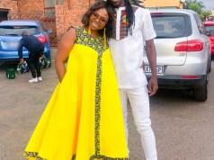 Mpho Maboi & Reneilwe Letsholonyane